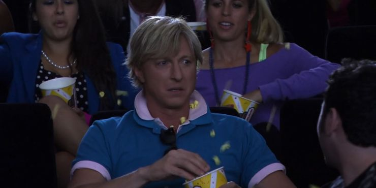 Cada episódio de HIMYM, William Zabka de Cobra Kai aparece